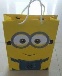 Minion Paper Bag