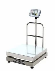 Samurai Platform Weighing