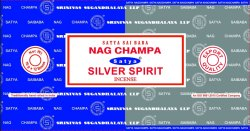 Nag Champa Silver Spirit
