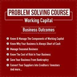 Part Time Financial Management Course Service