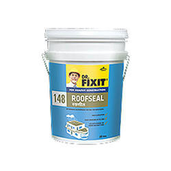 Liquid Dr Fixit Roofseal, Packaging Type: Bucket