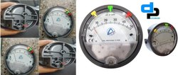 Aerosense Model Asgc - 2kpa Differential Pressure Gauge Ranges 1-0-1kpa