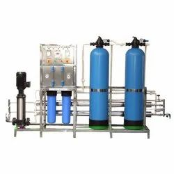 Semi Automatic Reverse Osmosis Plants