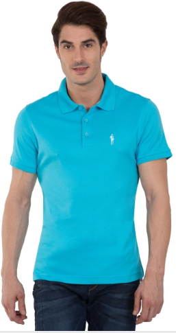 66b78a37 Jockey Blue Atol Polo T-Shirt at Rs 799 /set | Polo T Shirt | ID ...