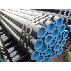 Carbon Steel Pipes, Size: 1-2 Inch And > 4 Inch
