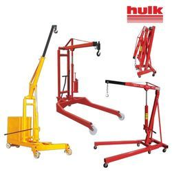 Counter Balance Hydraulic Floor Crane