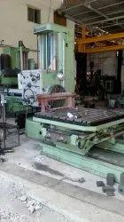 Maintenance Of Horizontal Boring Machine