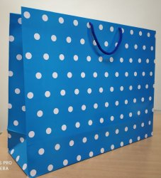 Duplex Printed Paper Carry Bags