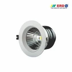 10W LED COB Round Spotlight