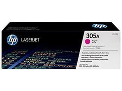 HP CE413A 305A Magenta Toner Cartridge