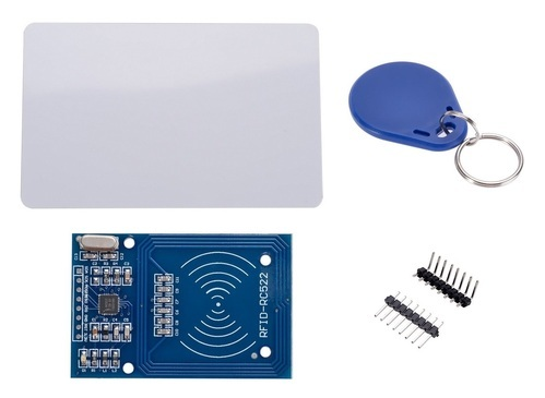 Mfrc522 Rc522 Rfid Reader/writer 13 56mhz Module For Arduino