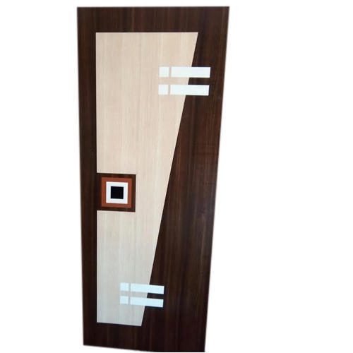 Stylish Plywood Door At Rs 165 Square Feet Plywood Door Id