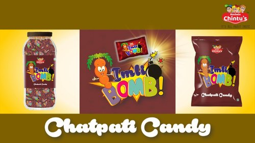 Medwin Chintu' s Imli Chatpati Candy, Packaging Type: Packet, Plastic Jar