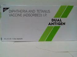 Dual Antigen Vaccine