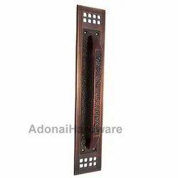 Socoh Brass Door Pull