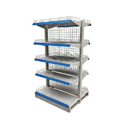 Wire Mesh Display Racks