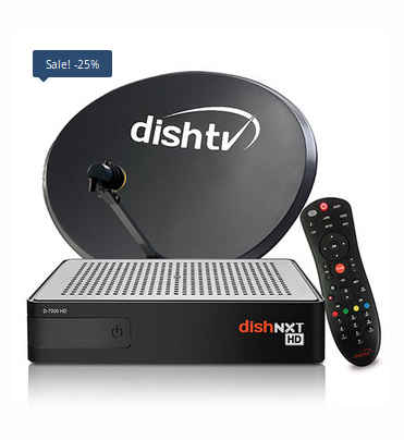 Dish TV HD Plus Set Top Box