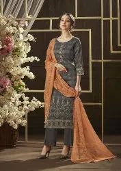 Pr Fashion Launched Beautiful Semi-Casuals Wear Suit