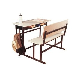Wood and Steel Godrej Scholar Classroom Furniture