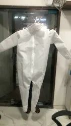 PPE Suit With Shoe Cover