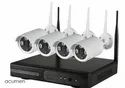 1mp 4ch Wireless CCTV Camera Kit