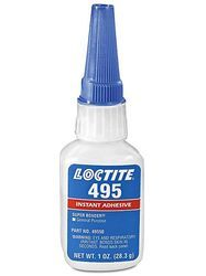 495 Loctite Instant Adhesive, Packaging Size: 28g