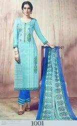 Churidar Cotton Inaya Suits