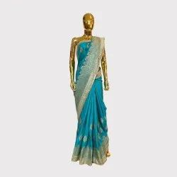 Firoza Allover Work Designer Saree