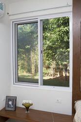 Mosquito Net Sliding Window
