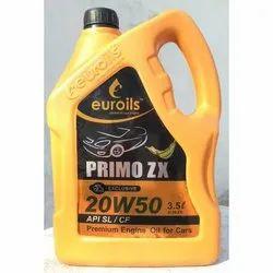 Primo ZX 20W50 SL Oil
