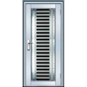 Stainless Steel Entry Door