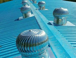 Rice Mill Roof Ventilator
