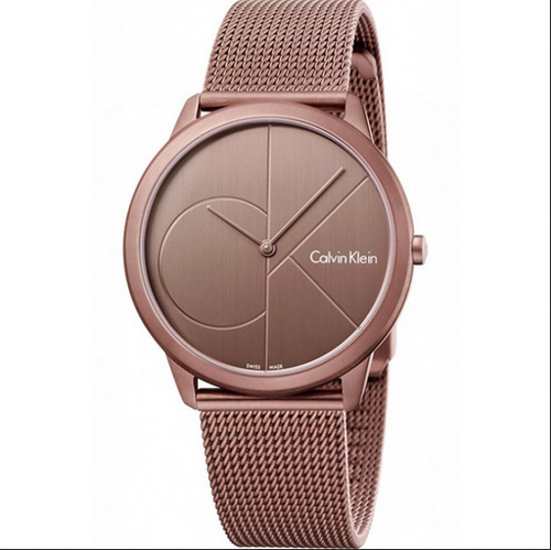 8b08324067 Calvin Klein Minimal Women Watch