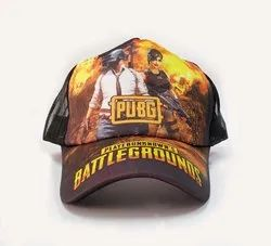 Pubg Printed Caps and Hats