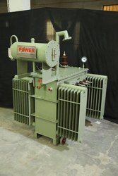 Three Phase Mild Steel 315 To 5000 KVA Industrial Distribution Transformers
