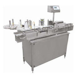 Round Labelling Machine