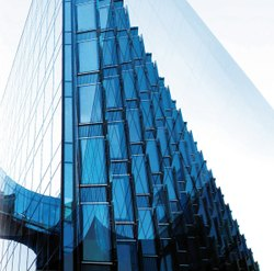 Transparent Architectural Laminated Safety Glass, For Cladding