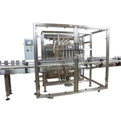 Glass Jar Filling Machine