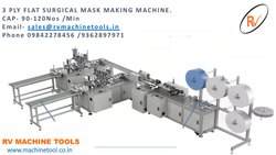 Fully Automatic Surgical Mask Making Machine
