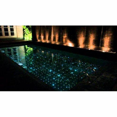 Swimming Pool Fiber Optic Star Light