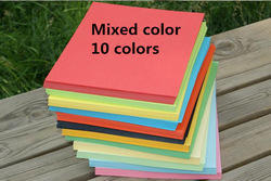 Multi Color Paper Printing Services