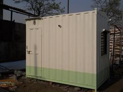 Prefabricated Portable Offices