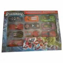 Avengers 4 Kids Plastic Car