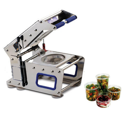 Manual Tray Sealing Machine 3 Portion