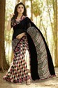 Georgette Printed Fancy Indian Wear Sarees
