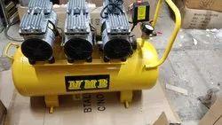 Three Block Air Compressor