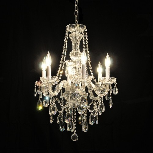 Crystal chandelier light at rs 4000 piece chandeliers id crystal chandelier light aloadofball Image collections