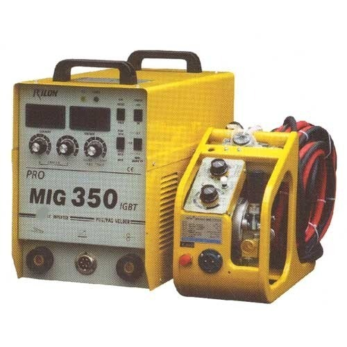 Automatic Single Phase DC 350 MIG Welding Machine, Voltage: 440 V