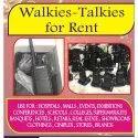 Walkie-Talkie Rental Service