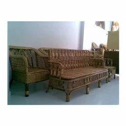 bamboo sofa set baans ka sofa pebbles rh indiamart com